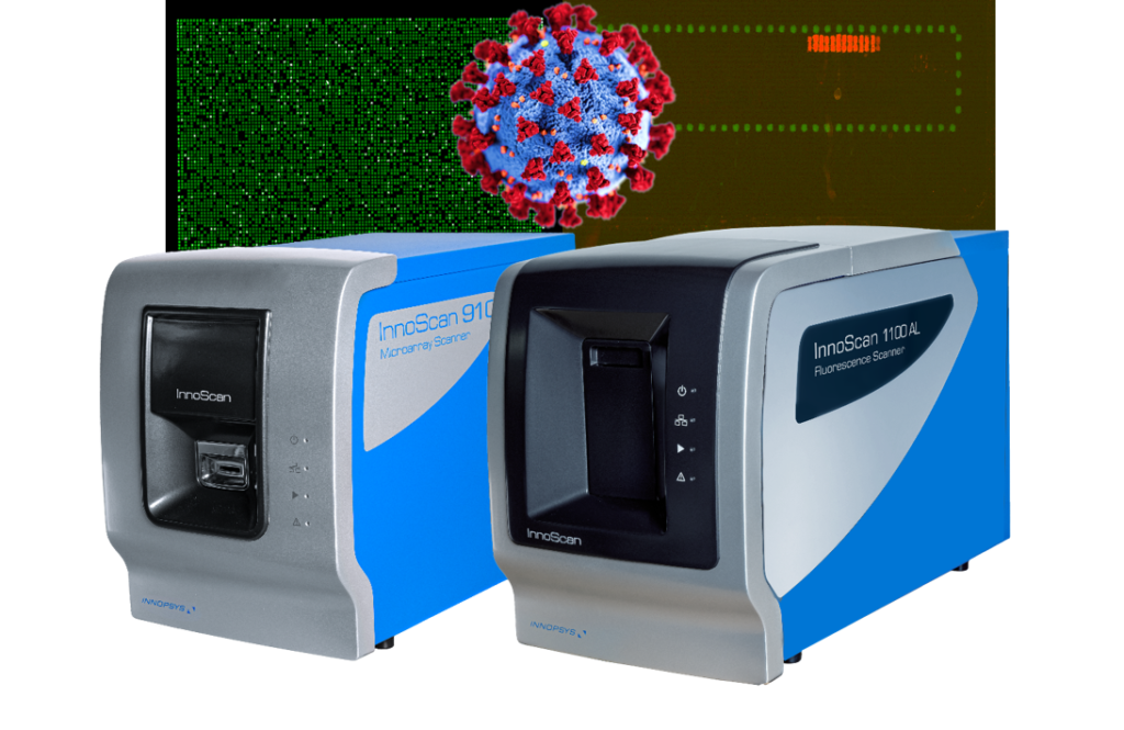 InnoScan and Coronavirus